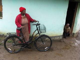 Kona BikeTown Africa - Bizana, South Africa Nov 08 158