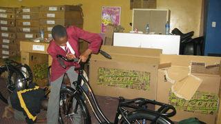 Kona BikeTown Africa - Bizana, South Africa Nov 08 005
