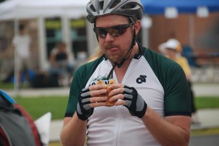 Kona donut race 2